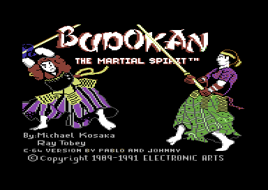 loading screen (C64)
