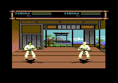 let's fight (C64)